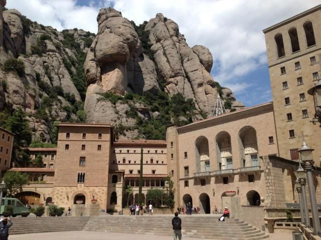 How to get to Montserrat from Barcelona and what to do when you get there, including which train you need to get and the ticket you should buy.
