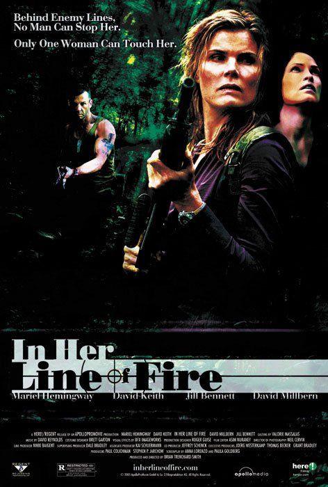 Hava Kuvvetleri 2 - In Her Line Of Fire - 2006 - DVDRip Film Afis Movie Poster
