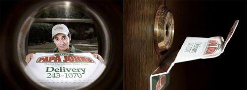 Папа-джонс пицца на заказ большевиков