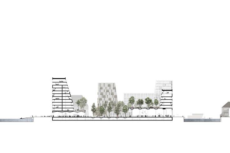 Gallery of COBE Chosen to Develop Christiansholm Island in Copenhagen - 13