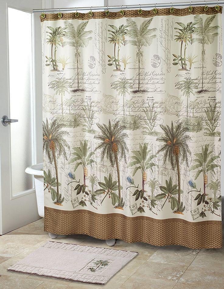 Tribal Shower Curtain Bohemian Shower Curtain Tommy Bahama
