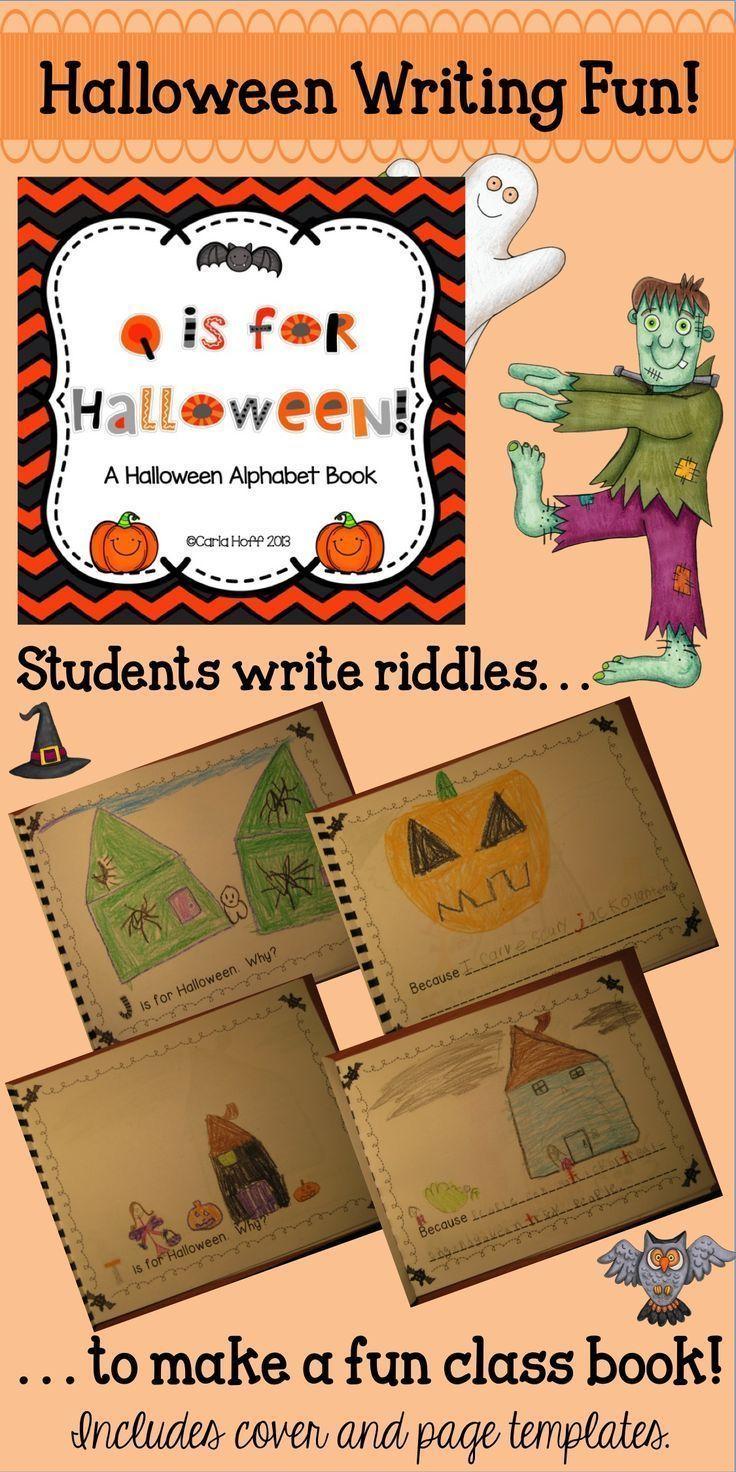 6244 best Halloween Language Arts Ideas images on Pinterest