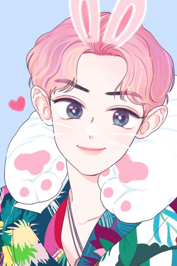 [170718] #fanart #Chanyeol #찬열 #EXO #엑소