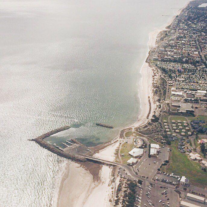 アデレード Adelaide  私は飛べる... #エアリアル #シティ #ビーチ #アデレード #南オーストラリア州 #オーストラリア #aerial #aerialview #aerialshoot #city #beach #adelaide #southaustralia #australia #southaustraliabeaches by victorrsmn