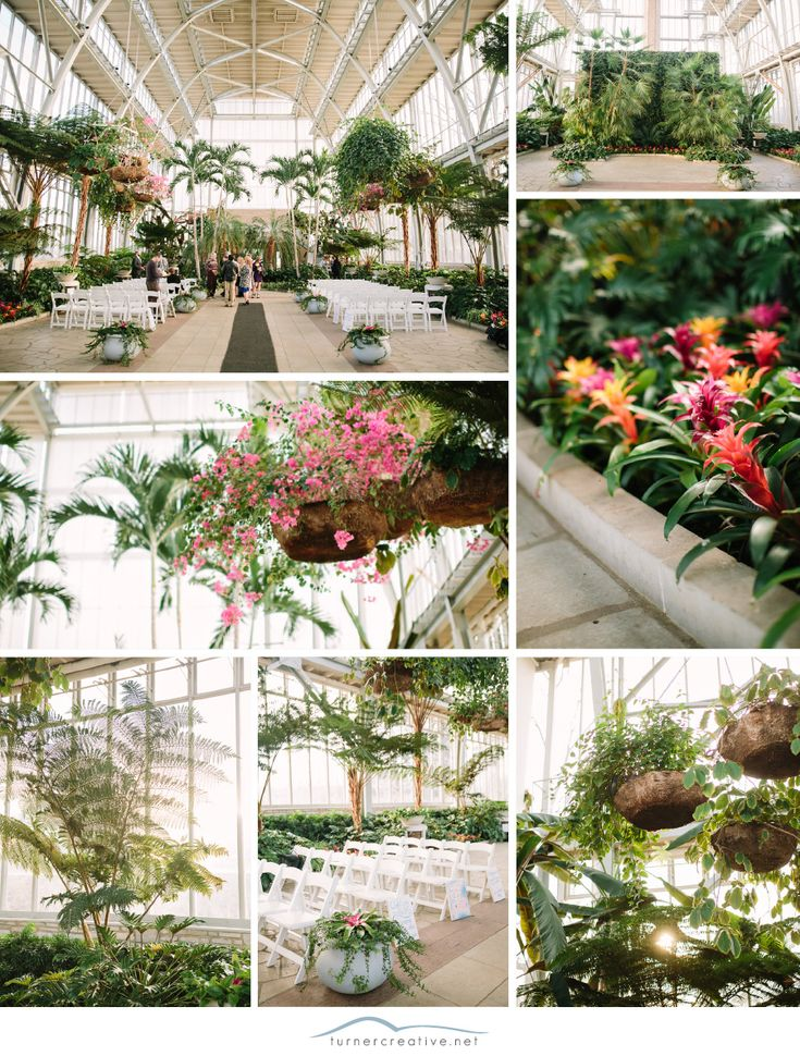 The Jewel Box - St. Louis MO Wedding Venue - Turner Creative Photography