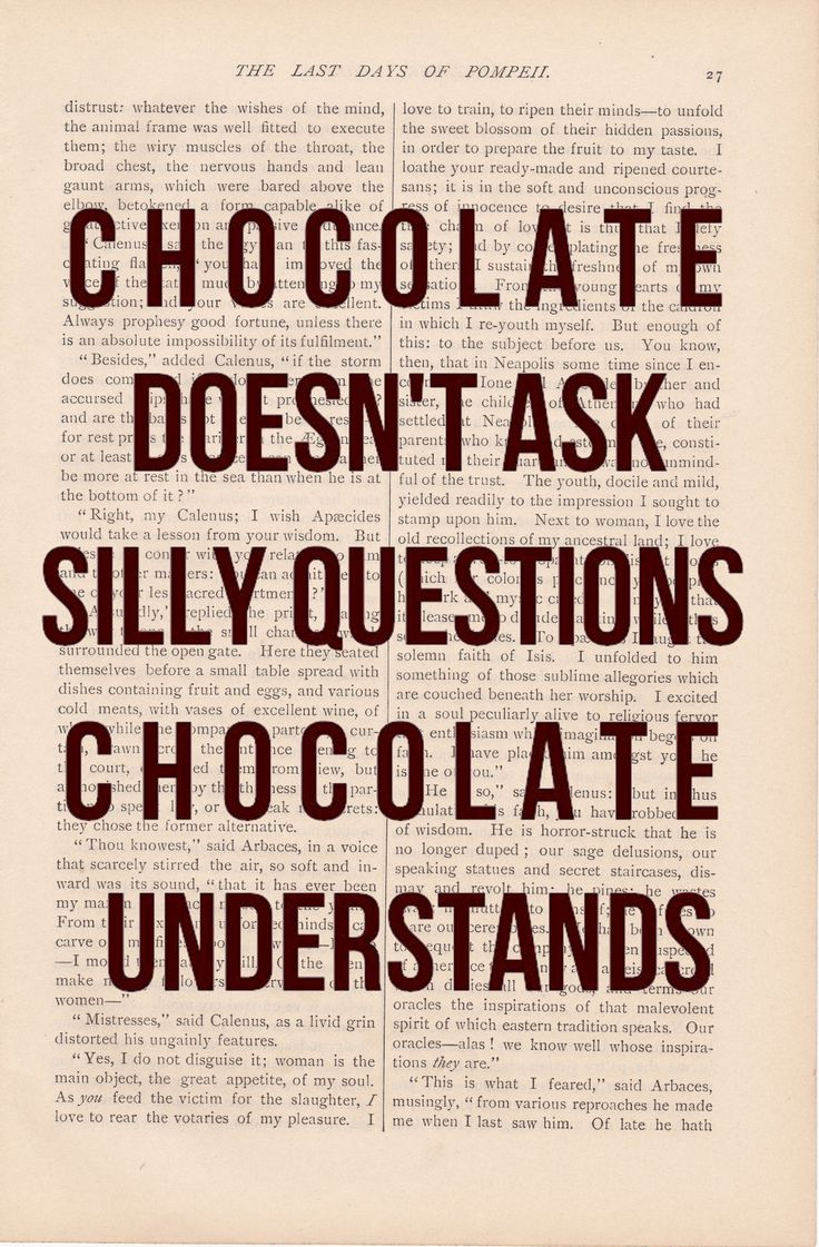 265 best Memes images on Pinterest | Chocolate quotes, Chocolate ...