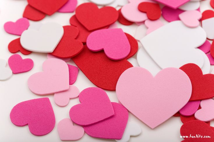 Hearts, hearts, hearts