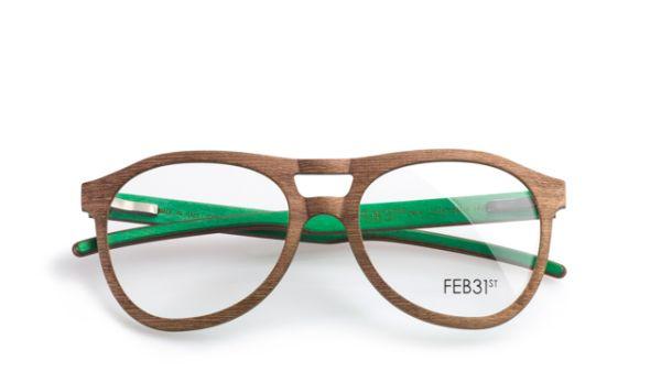 Una nuova montatura per gli occhiali del fidanzato