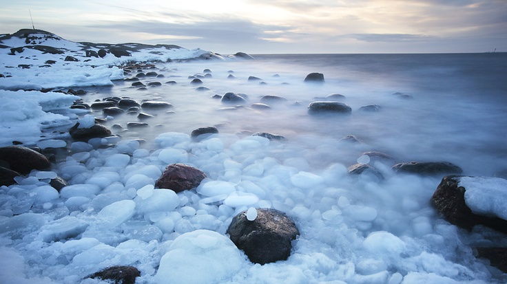 A Finnish nature photographer listed the most impressive Finnish landscapes.