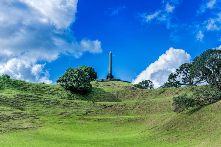 One Tree Hill is perhaps the most symbolic landmark of the city