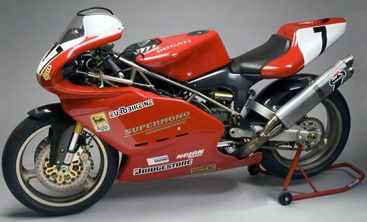 Ducati Supermono ....stunning bike  1994 , super rare , only 65 ever built , 549cc