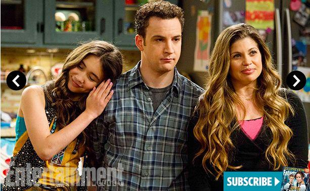 Rowan Blanchard, Ben Savage, and Danielle Fishel #GirlMeetsWorld