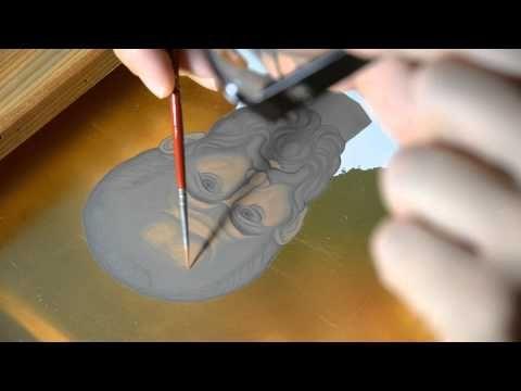 Byzantine Iconography - St Nicholas 2/4 - YouTube