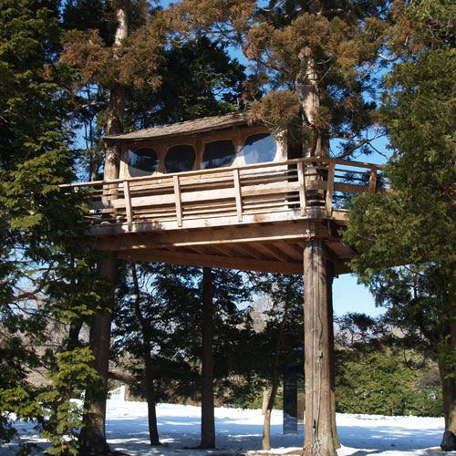 Tree House Plans For Two Trees 27 best treehouse, boat-shaped for children of all ages! images on