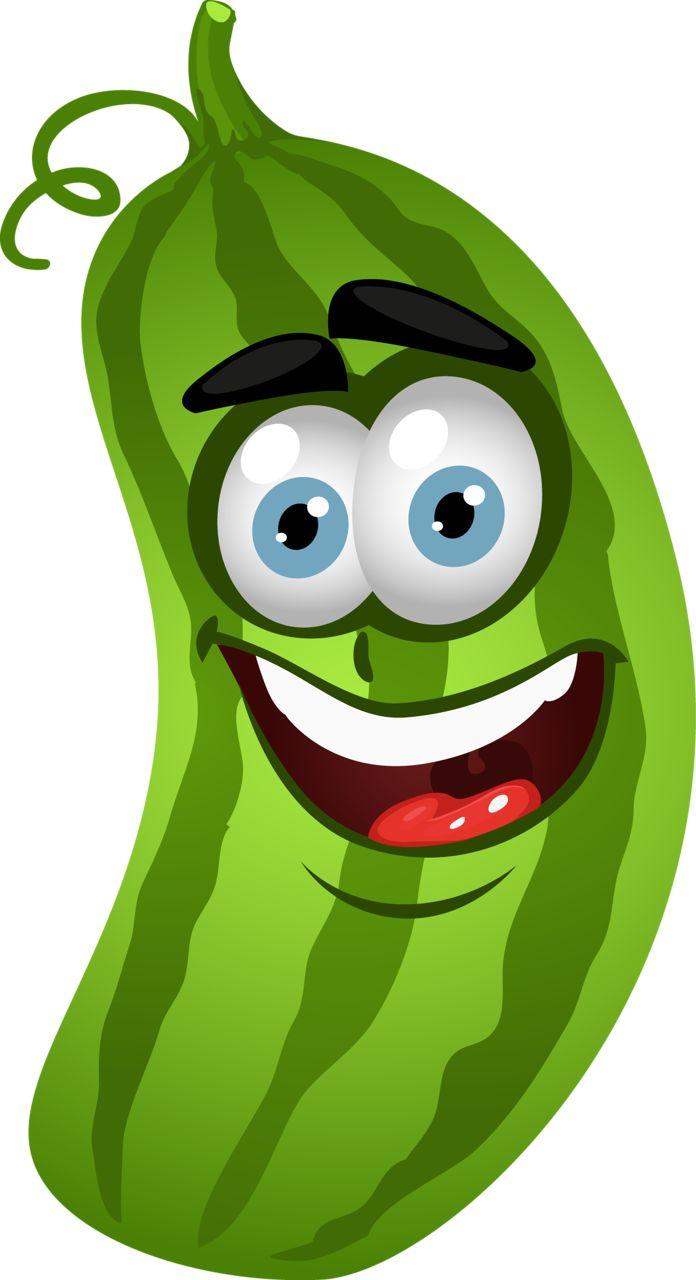 Смешное картинки овощи, день рождения