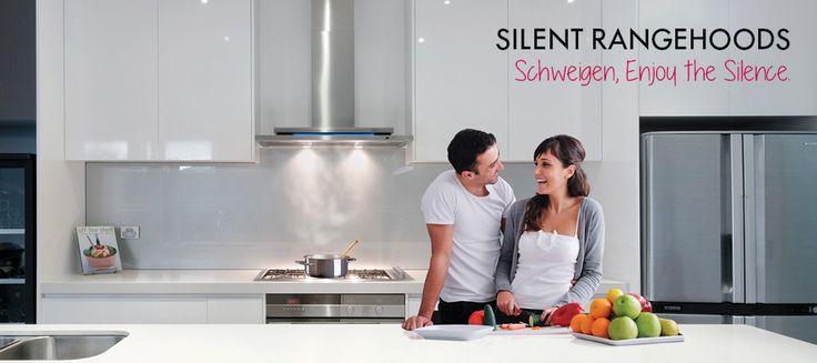 SCHWEIGEN - Silent Rangehoods & Quality Kitchen Appliances