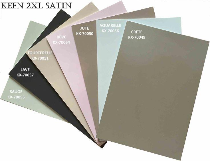 Bombe de peinture peinture acrylique en aérosol double couverture 7 coloris satin