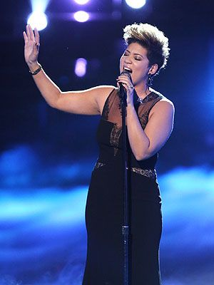 The Voice: Tessanne Chin Leaves Coach Adam Levine Speechless #music#thevoice