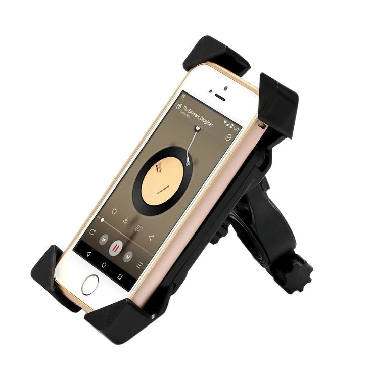 Motorcycle Bicycle MTB Road Bikes Phone Mount Cell Phone Holder Handlebar Phone…