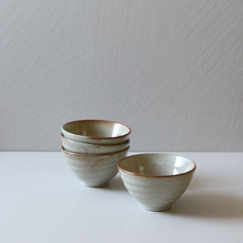 Casual line Oatmeal bowl 11, set of 4 / $26.00