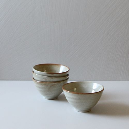 Casual line Oatmeal bowl 11, set of 4 / $26.00
