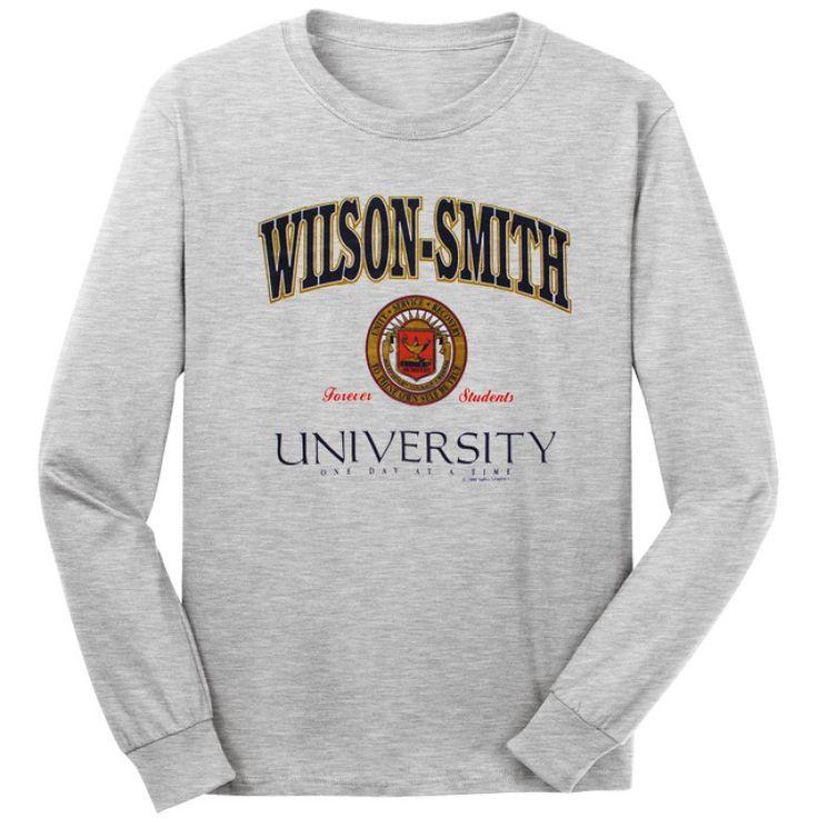 Wilson-Smith University Long Sleeve Tee