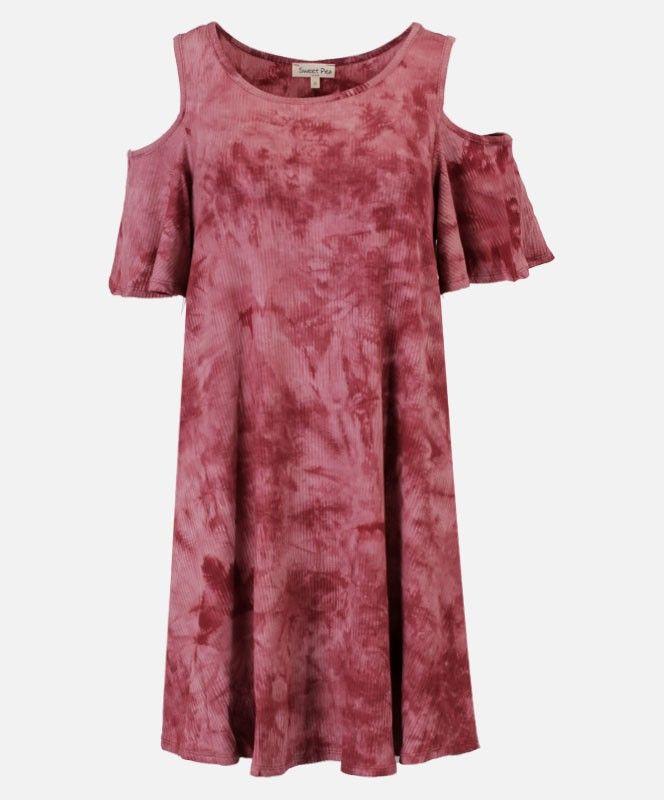 Cold Shoulder Dress #AggieGifts #AggieStyle