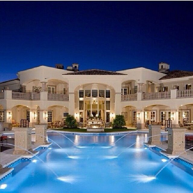 Beautiful Houses With Pools: 292 Best Rich Houses With High End Landscaping Images On