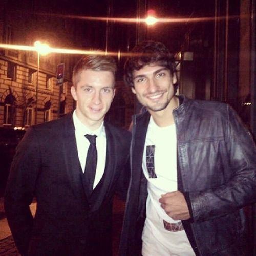 Marco Reus & Mats Hummels - Borussia Dortmund