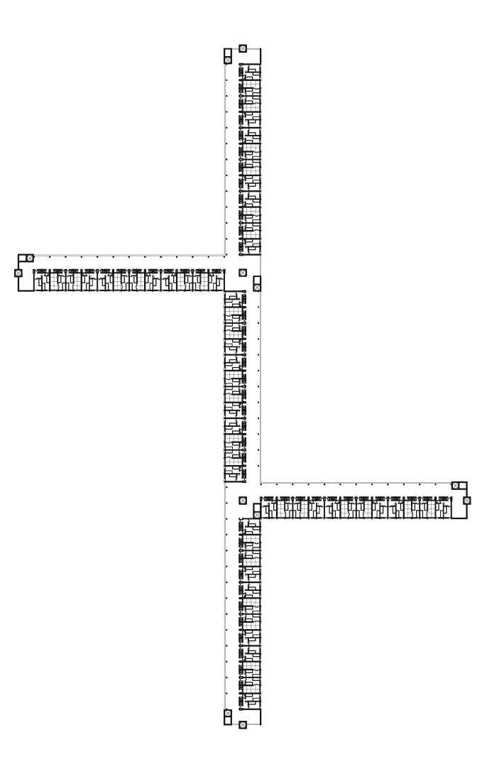 P.Smithson. Golden Lane, Floorplan