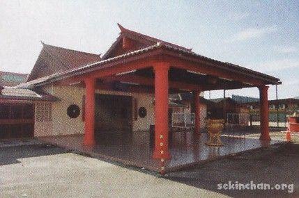 Guan Di Temple in Sekinchan