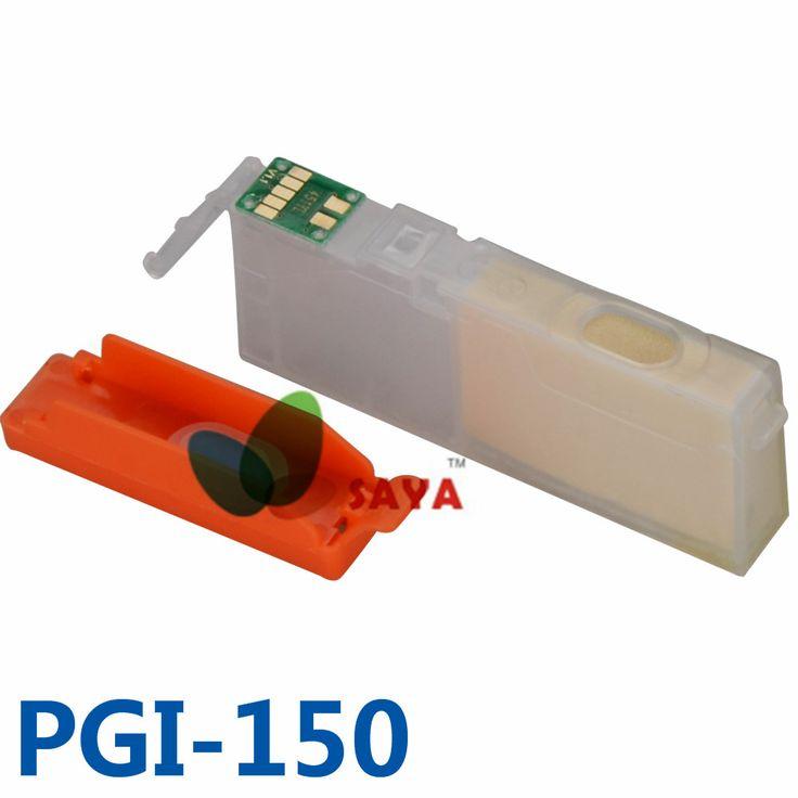 $7.27 (Buy here: https://alitems.com/g/1e8d114494ebda23ff8b16525dc3e8/?i=5&ulp=https%3A%2F%2Fwww.aliexpress.com%2Fitem%2FPGI-150-Refillable-ink-cartridge-For-Canon-PIXMA-IP7210-MG5410-MX721-MX921-MG5510-IX6810-printers-ink%2F32259730889.html ) PGI 150 Refillable ink cartridge For Canon PIXMA IP7210 MG5410 MX721 MX921 MG5510 IX6810 printers ink with auto reset chips for just $7.27