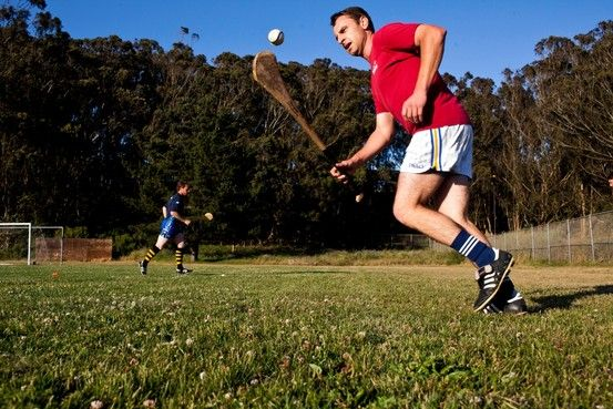 A look at how hurling is continuing to spread across America with reports from San Francisco, South Carolina and the U.S. Marine Corps.