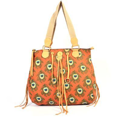 Buy Styleincraft Orange Handbag by Shfina Exports, on Paytm, Price: Rs.1699?utm_medium=pintrest #Styleincraft #buyhandbagsonline #HandmadeHandbags #authenticdesignerhandbags #womenswallets #pursesonline #handmadeitems   For More Please Visit: www.styleincraft.com Call/ WhatsApp:- +91 9978597506