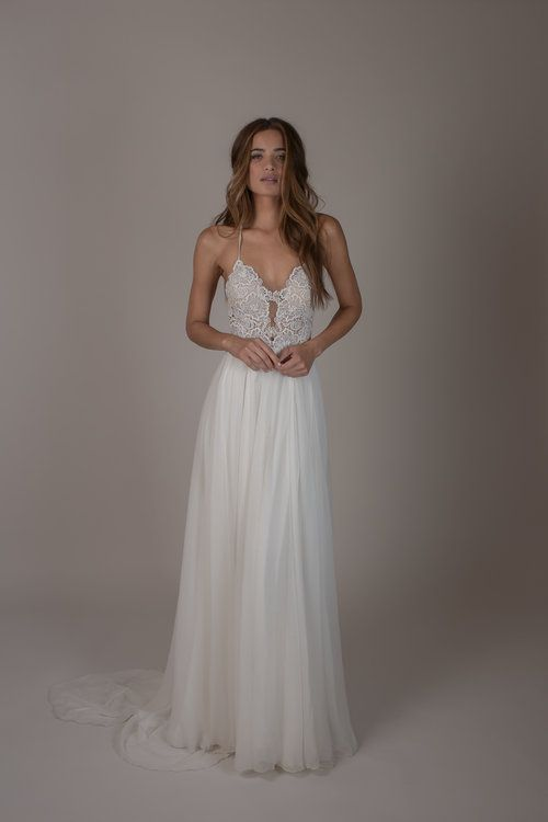 Bride by Sarah Seven - The Romantics Collection - Whitman gown #sarahseven #sarahsevenloveclub #bridal