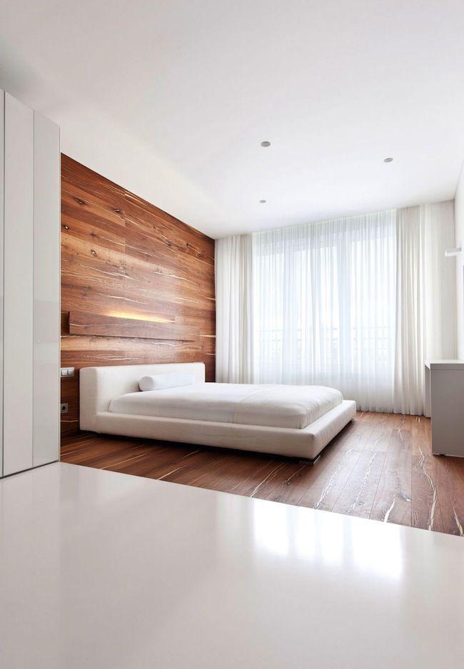 """Minimalist bedroom @ Tvoy Designer Blog Спальни в стиле минимализм в блоге """"Твой…"""