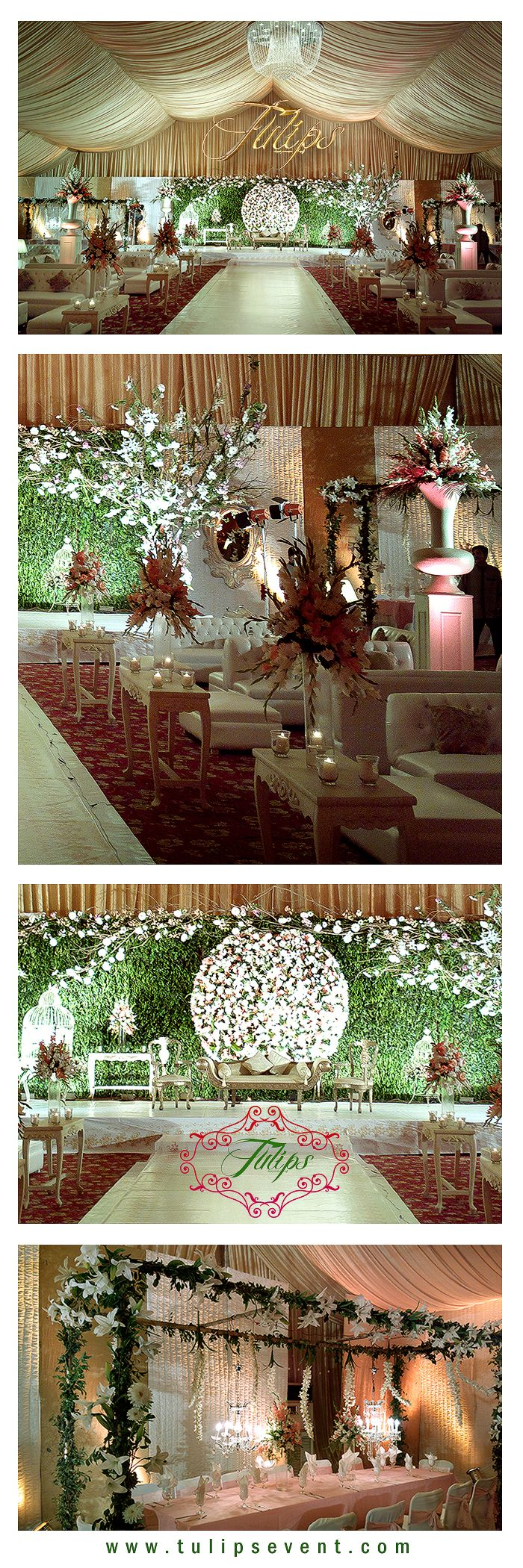 17 best images about pakistani wedding decoration ideas on for Garden designs in pakistan