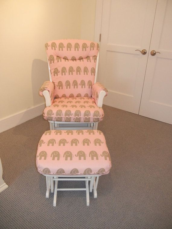 Glider Rockers by cjscozycushions on Etsy, $144.00