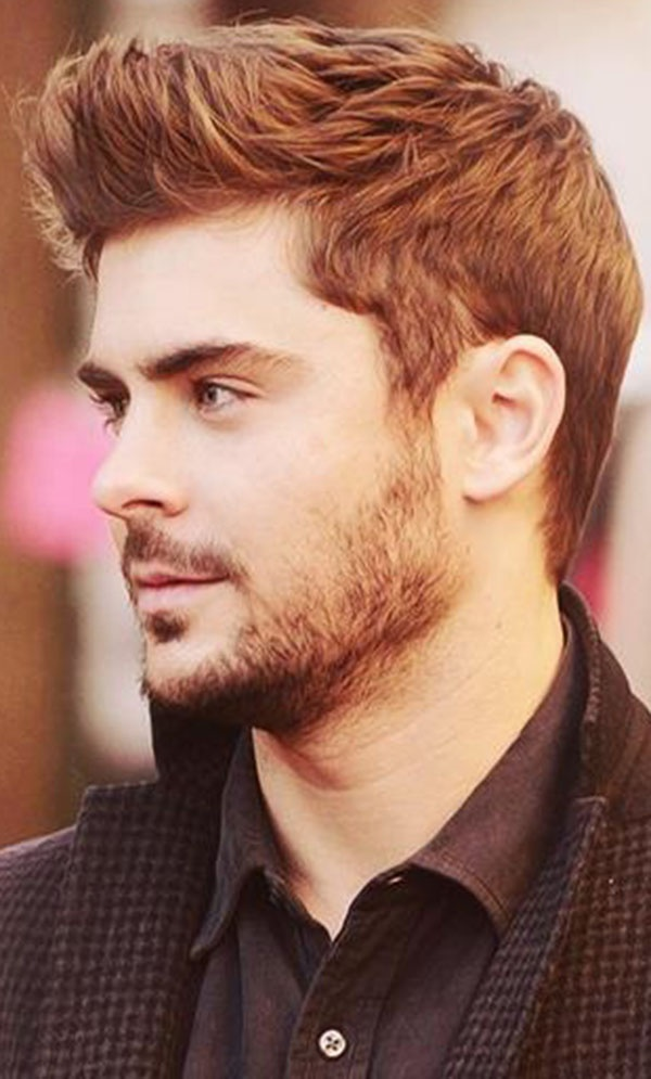 I don't like facial hair, but damn I'd make an exception for him