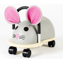 Wheely Bug - Mouse Large My son would completely love to win this! It's so cute and he loves anything with ears!  #entropywishlist #pintowin