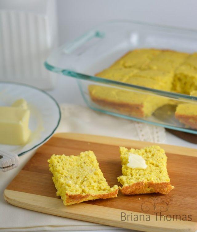 Sour Cream Cornbread | Briana Thomas | Bloglovin'