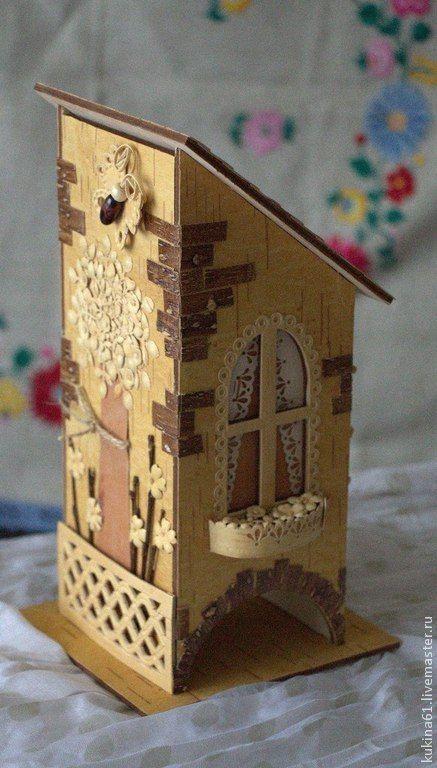 Купить чайный домик - разноцветный, чайный домик, домик для чая, подарок на любой случай