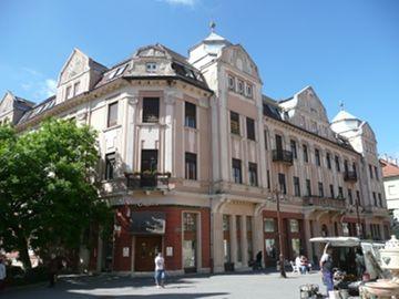 Anker ház Kaposvár