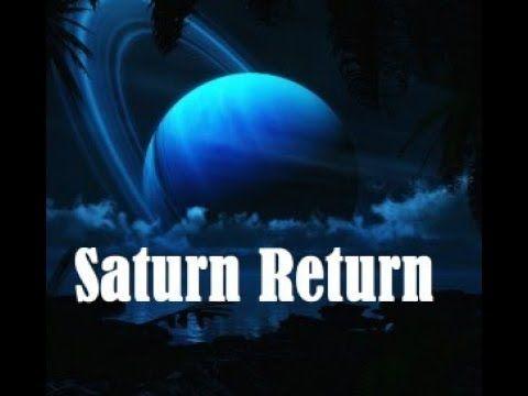 SATURN RETURN - YouTube
