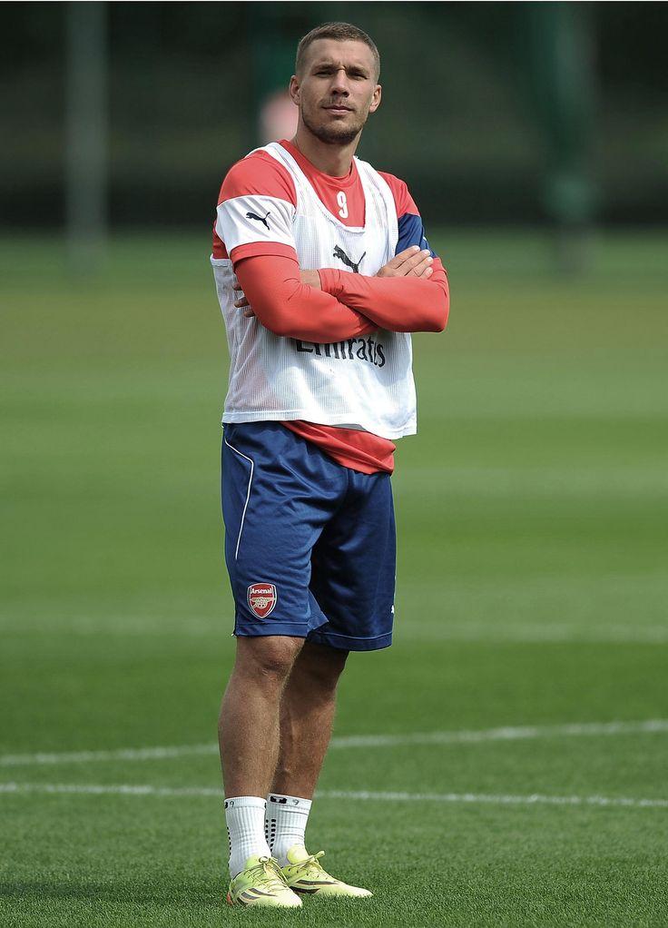 KING Lukas Podolski