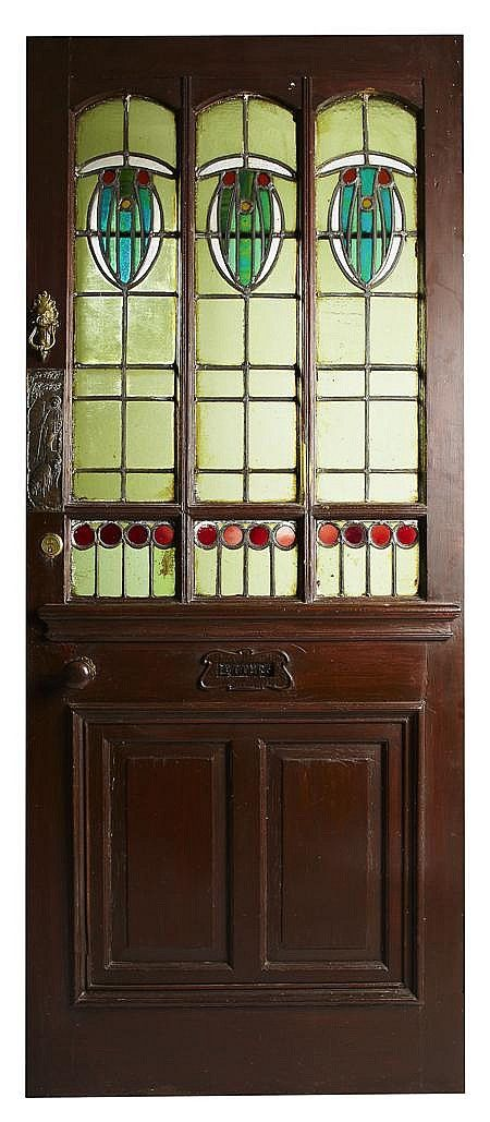 Image result for craftsman stained glass tree