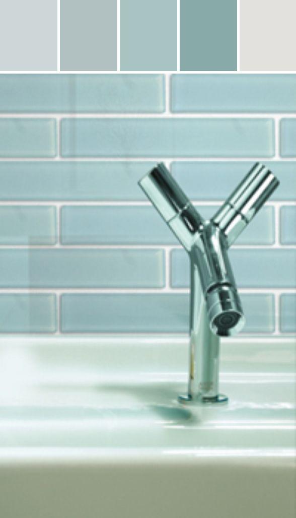 Vetro (XVO) Designed By Oregon Tile & Marble via Stylyze