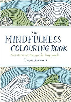 A pocket-sized colouring book for those on the go!