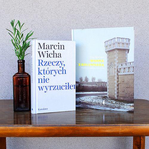 Szafa Sztywniary: #RyfkaCzyta: Wanna z kolumnadą i Rzeczy, których nie wyrzuciłem