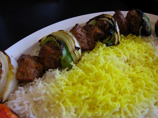 Medhi Ghasemil has owned It's All Good House of Kabab, a Persian restaurant in Reseda, for over a decade. Ghasemil hails from Isfahan, Iran.